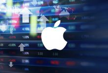 Photo of Apple stock