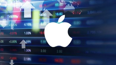 Photo of Apple stock